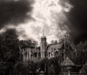 Disney World Haunted Mansion