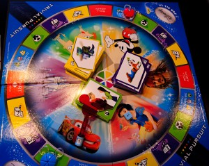 Disney Trivial Pursuit Game