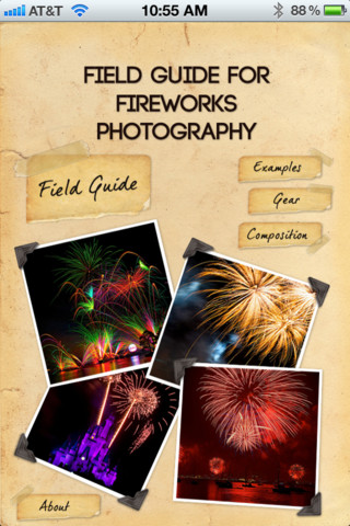 Fireworks Photography Field Guide