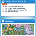 Walt Disney World Mobile Magic App