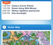 Walt Disney World Mobile Magic App