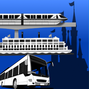 Buses Boats and Monorails