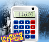WDW Ticket Calculator