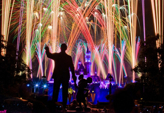 Tom Bricker's Disney World Fireworks