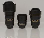 Lenses for WDW