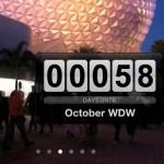 WDW Trip Countdown