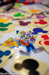 Walt Disney World Countdown Calendar