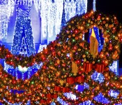 Walt Disney World Holiday Wallpaper
